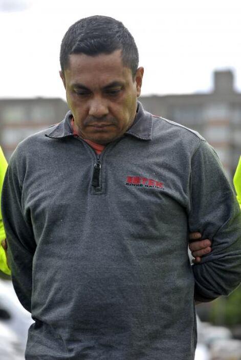 """Ayala, conocido con el alias de """"El Cóndor"""", fue capturado el miércoles..."""