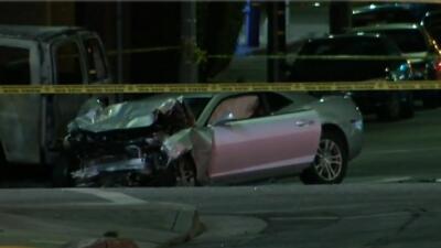 Dos muertos, incluyendo un trabajador del Metro Van, deja choque en Holl...