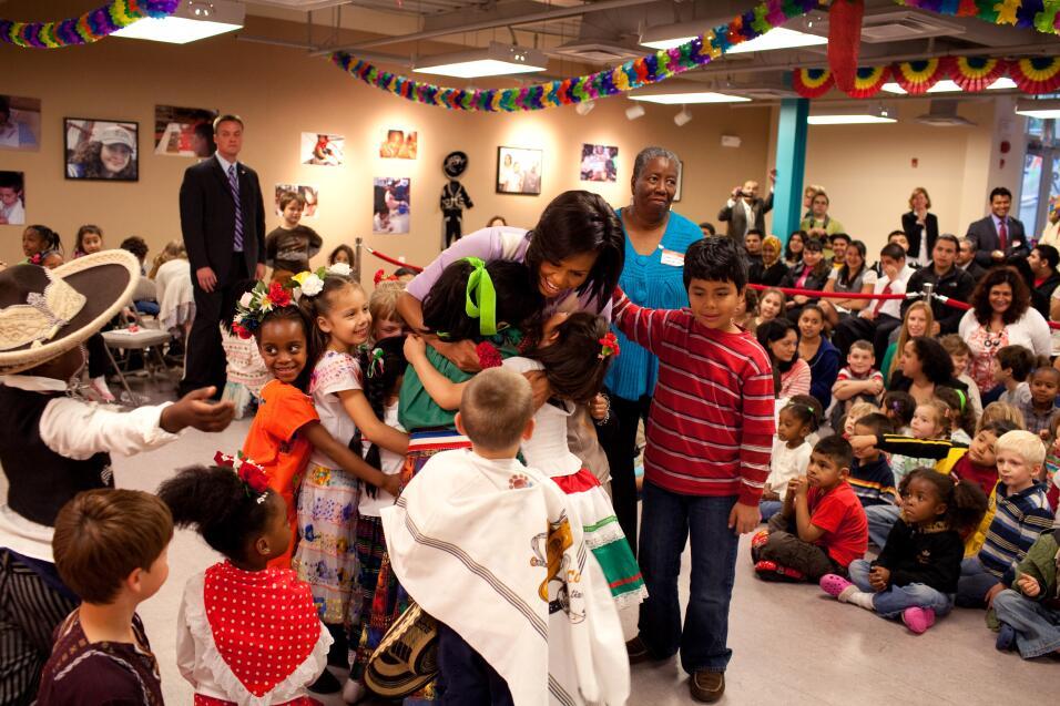 Michelle Obama Cinco de Mayo