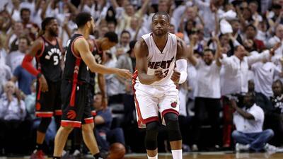 Miami derrotó 94-87 a Toronto