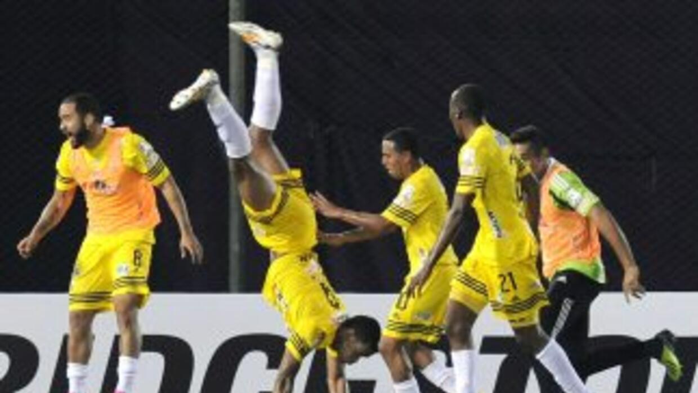 El equipo venezolano jugará en el grupo 8 de la Copa Libertadores.