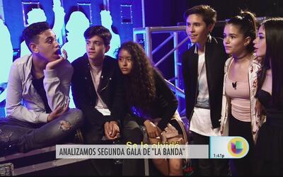 Diez boricuas siguen en competencia en La Banda