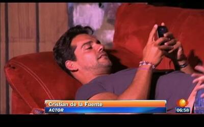 Christian de la Fuente debutará en teatro