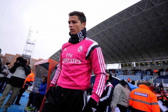 El Real Madrid buscaba en el Coliseo Alfonso Pérez olvidar la eliminació...
