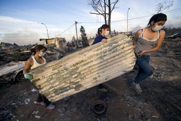 Ha destruido más de 2,000 viviendas.