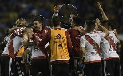 River derrotó 3-1 a Boca Juniors en la Bombonera.