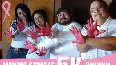 Making Strides 2011 en El Paso, TX