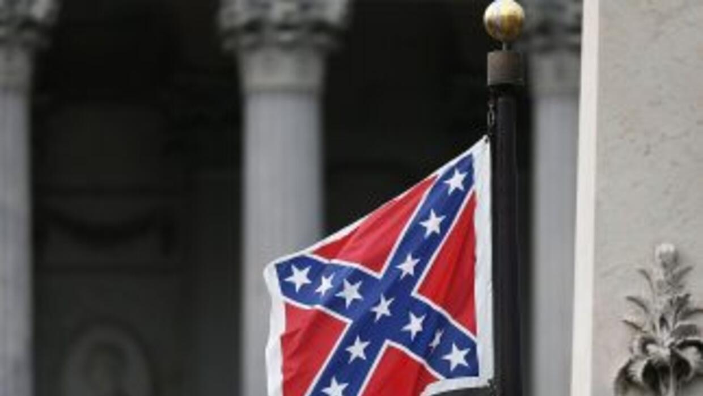 Debaten el retiro de la bandera confederada