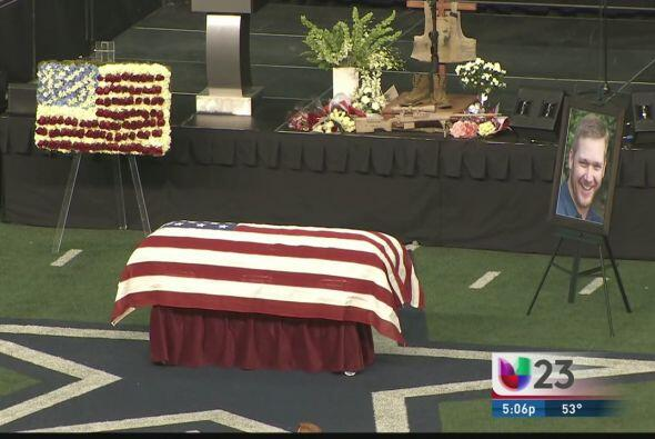 Chris Kyle funeral