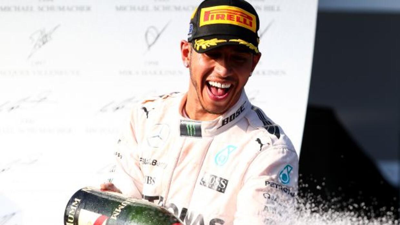 El británico no tuvo problemas en el primer Gran Premio de la temporad.
