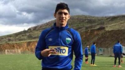 Alan Pulido.