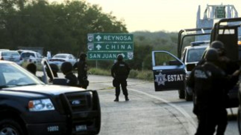 La pugna entre cárteles de la droga del Golfo y Zetas han provocado las...