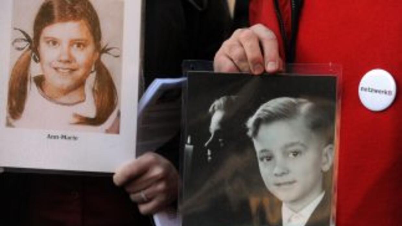 Los casos de abusos sexuales han marcado la vida de miles de fieles en l...