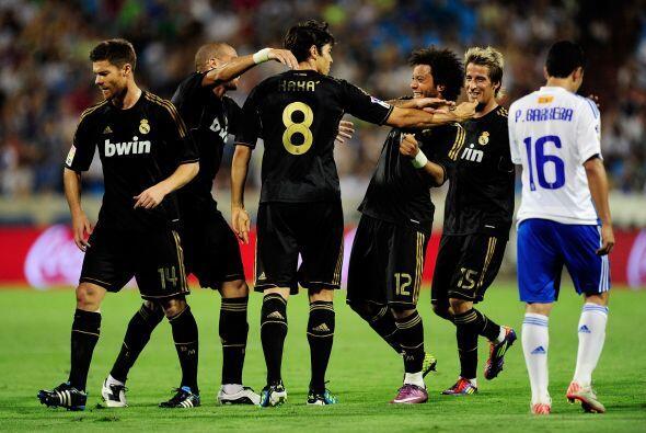 Esto será un gran apoyo para que Kaká siga retomando su nivel de juego.