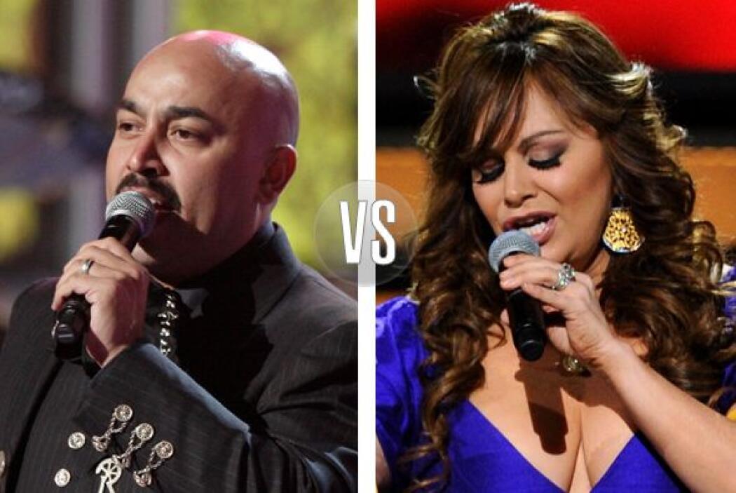 Lupillo Rivera y Jenni Rivera no estaban enojados así como tal, sino un...