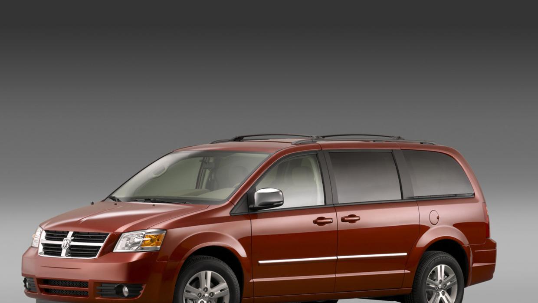 La Dodge Grand Caravan 2008 es uno de los modelos de FCA afectados