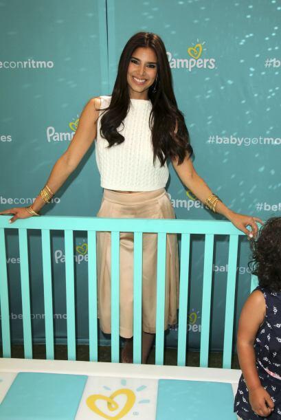 Roselyn ha revelado que la maternidad cambió su vida.