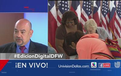 Funcionarios latinos preparan una conferencia para discutir los efectos...