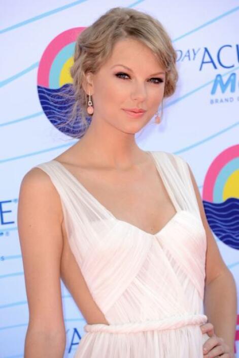 Taylor Swift a penas está saliendo de la edad en la que salen imperfecci...