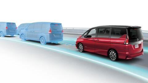 El sistema de conducción autónoma ProPILOT de Nissan a las vías públicas...