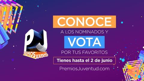 Premios Juventud nominados 2016