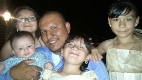 Pareja hispana fallecida en accidente deja cuatro hijos en orfandad