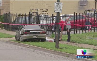 Un muerto tras accidente vehicular