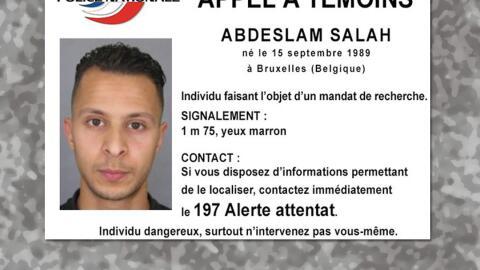 Autoridades francesas buscan a atacante prófugo