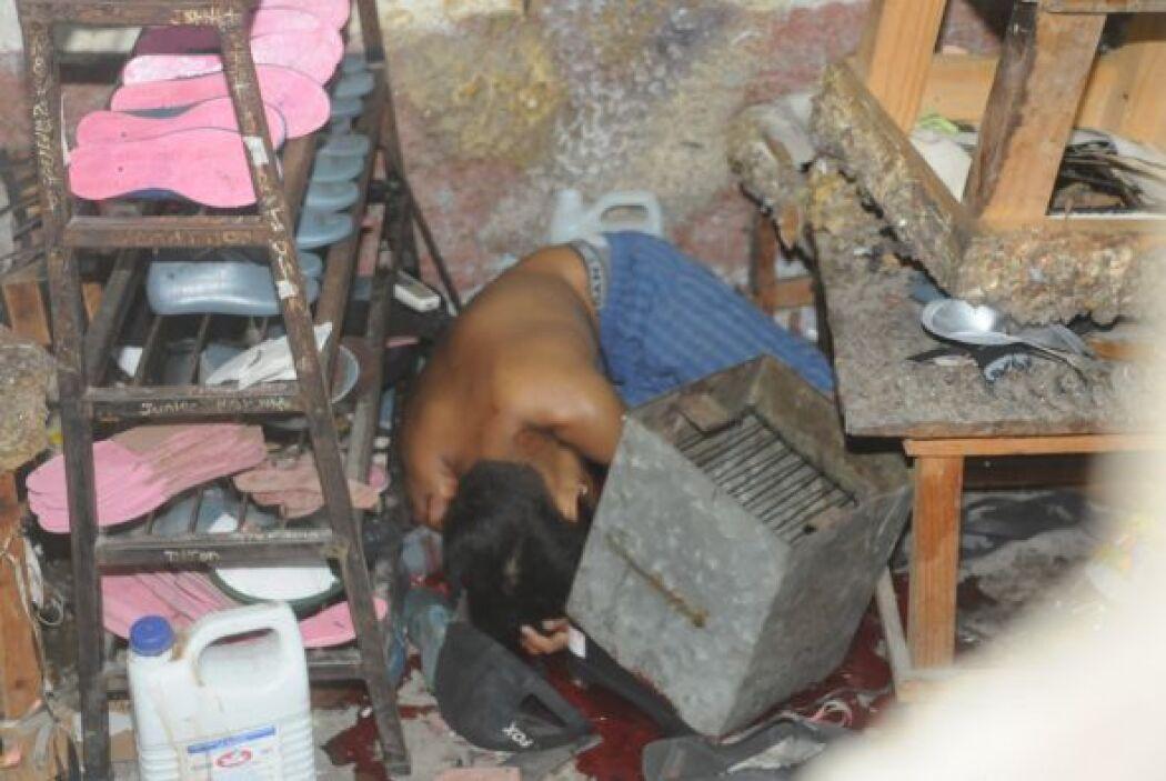 La fiscal especial de derechos humanos Sandra Ponce afirmó que el inform...