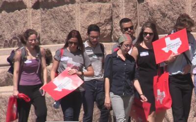 Líderes comunitarios se reúnen en el Capitolio por el 'Día de la igualdad'