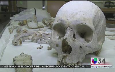 Crean proyecto para identificar cadáveres de indocumentados