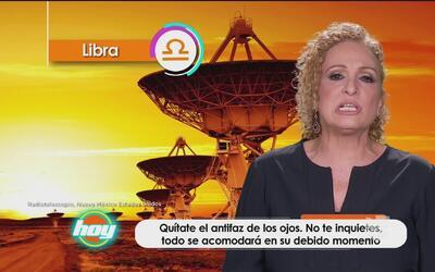 Mizada Libra 27 de octubre de 2016