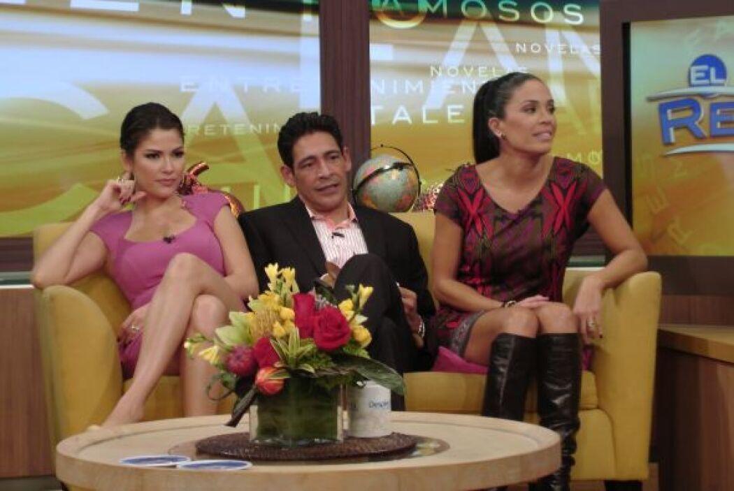 Karla, Johnny, Ana y Raúl, recordaron esa primera vez en Despierta América.