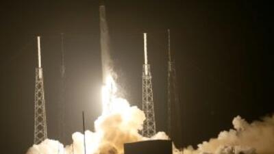 SpaceX inicia las obras de su plataforma.