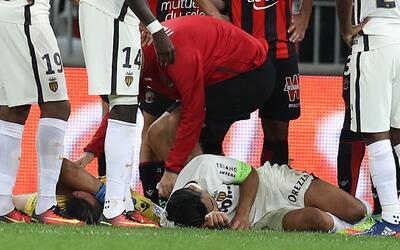 Guillermo Ochoa dio gran partido con Ajaccio ante el PSG, que rescató el...