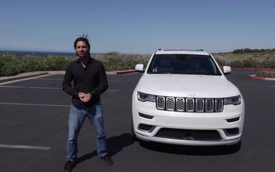 Jeep Grand Cherokee Summit 2017 – Prueba A Bordo completa