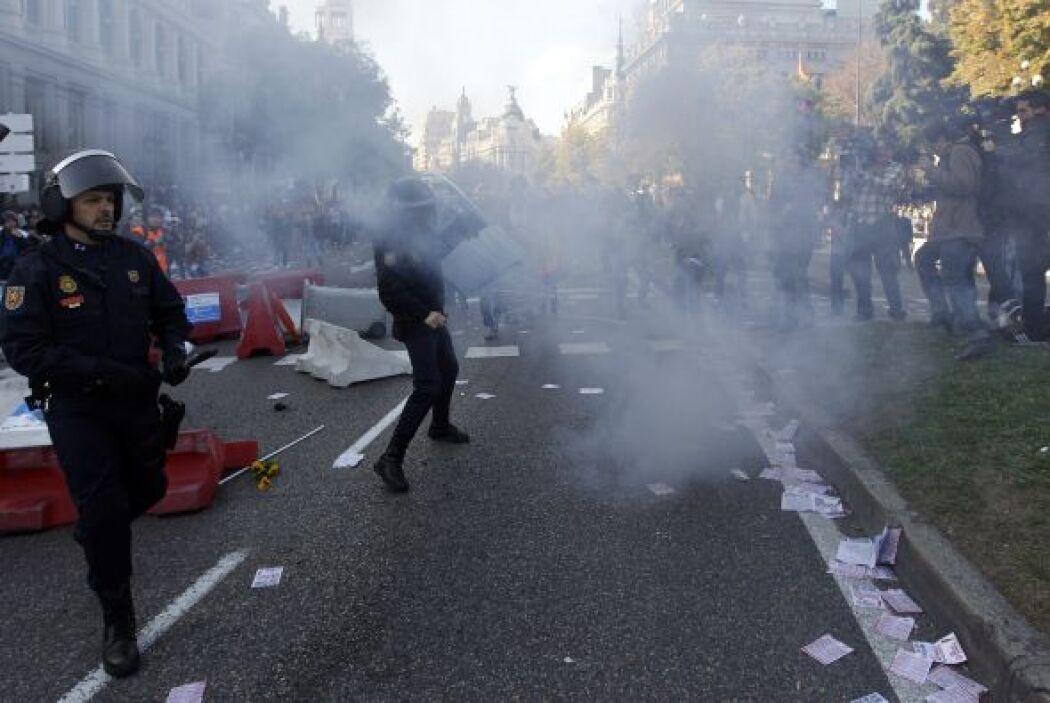 Varios ayuntamientos en Grecia han iniciado una campaña de desobediencia...