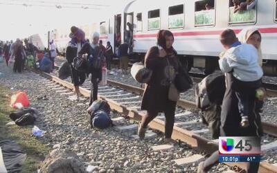 Crece polémica en Texas por refugiados sirios