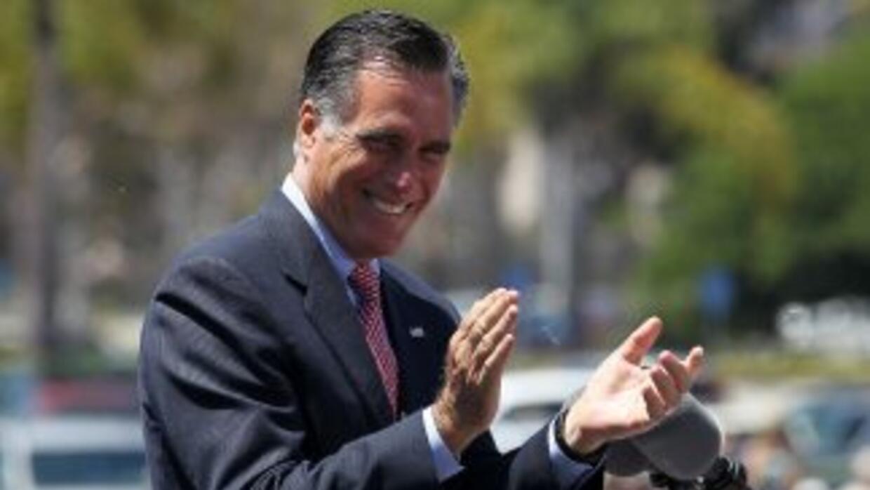 Los electores republicanos aseguraron con su voto este martes la candida...