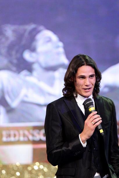 Incluso, se vieron imágenes de sus actuaciones en el 'Calcio' con el Nap...
