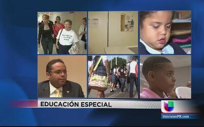 En la espera de la buena educación especial para estudiantes de Puerto Rico