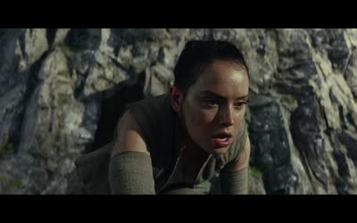 """En video: El oscuro tráiler de 'Star Wars: el último Jedi"""""""