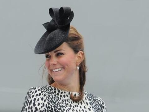 Kate Middleton hizo su última aparición pública, an...