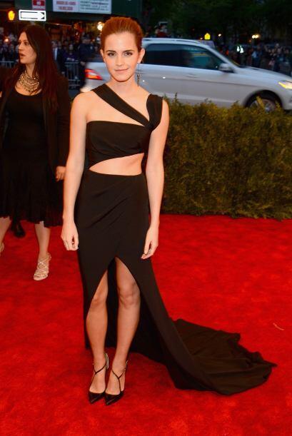 Emma Watson le ha dado por mostrar sus encantos y lo logró con es...