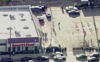 Se registra un mortal tiroteo en el área de Crenshaw