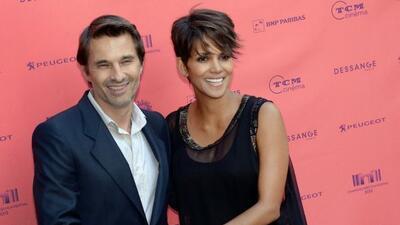 Halle Berry y Olivier Martinez se casaron este 13 de julio en Chateau de...