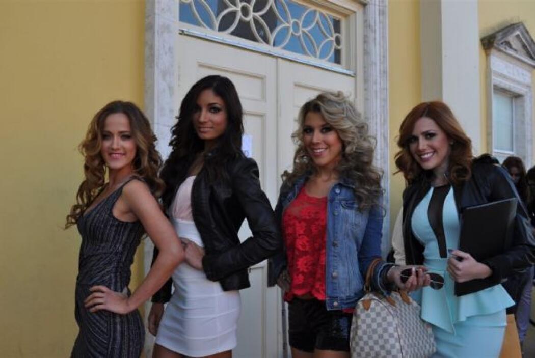 Finalmente llegó el día que las chicas de Miami estaban esperando.