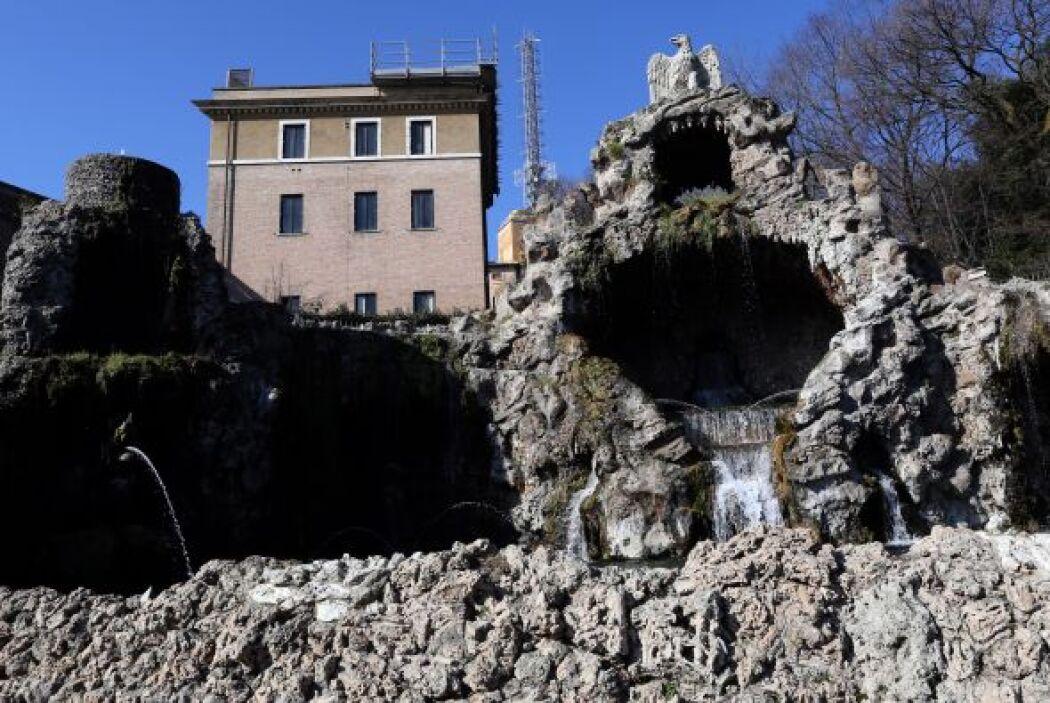 El lugar donde vivirá Benedicto XVI