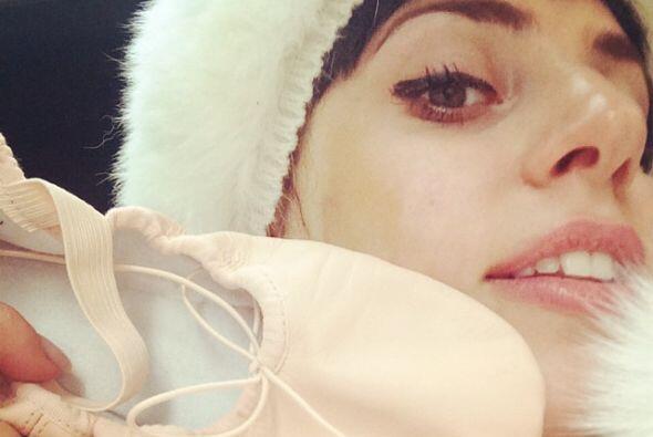 Lady Gaga, muy abrigada es como disfruta de la temporada y su forma pecu...