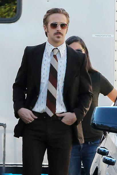 Ryan Gosling ha andado un poco ausente, debido a que la paternidad lo ha...
